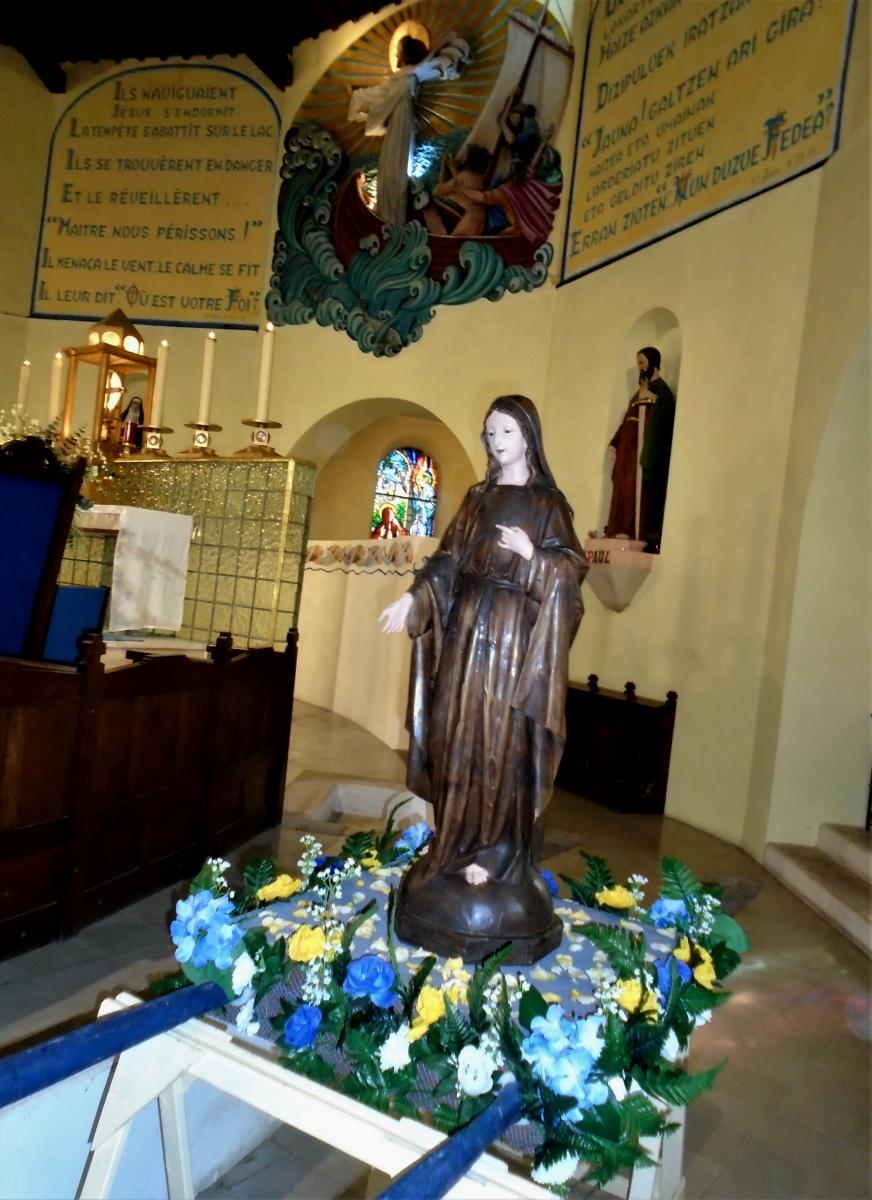 Fête de l'Assomption de Marie - 15 août 2020 à Sainte Anne