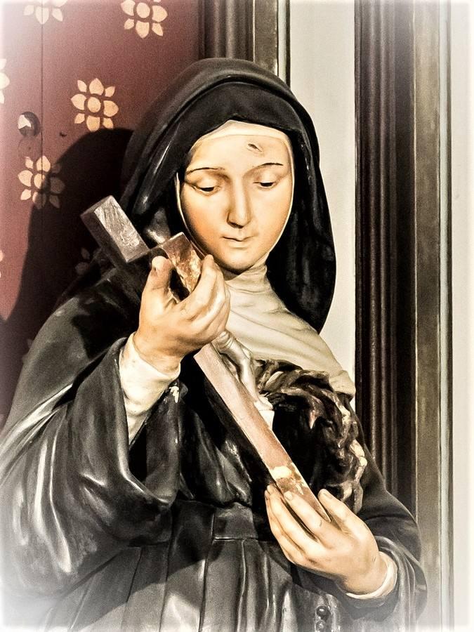 Sainte Rita de Cascia, fêtée le 22 mai – La Sainte des cas impossibles et désespérés