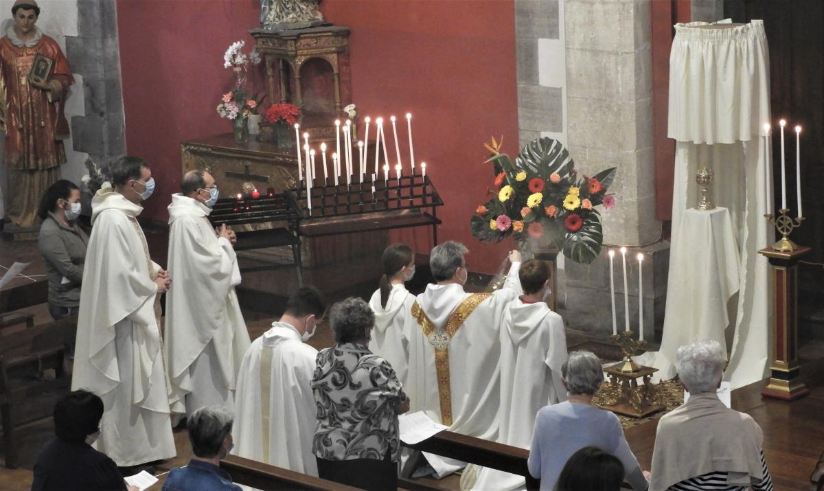 Célébration de la Cène du Seigneur - Jeudi Saint 2021