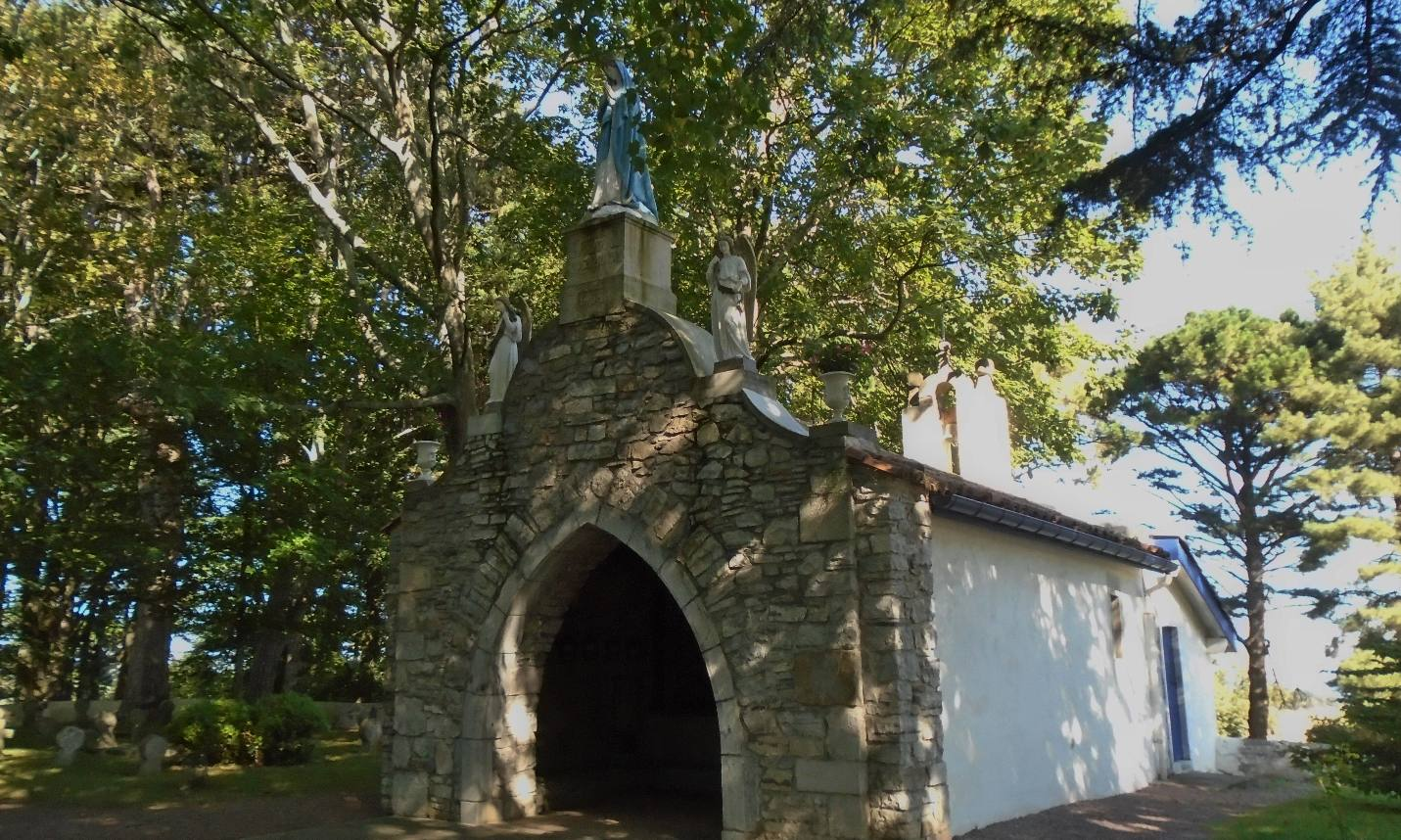 Chapelle Notre Dame de Socori - Urrugne