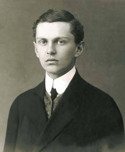 Le 10 mai : Bienheureux Ivan Merz « APÔTRE DES JEUNES D'AUJOURD'HUI » († 1928)