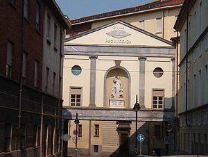 La maison de la Divine Providence - Turin