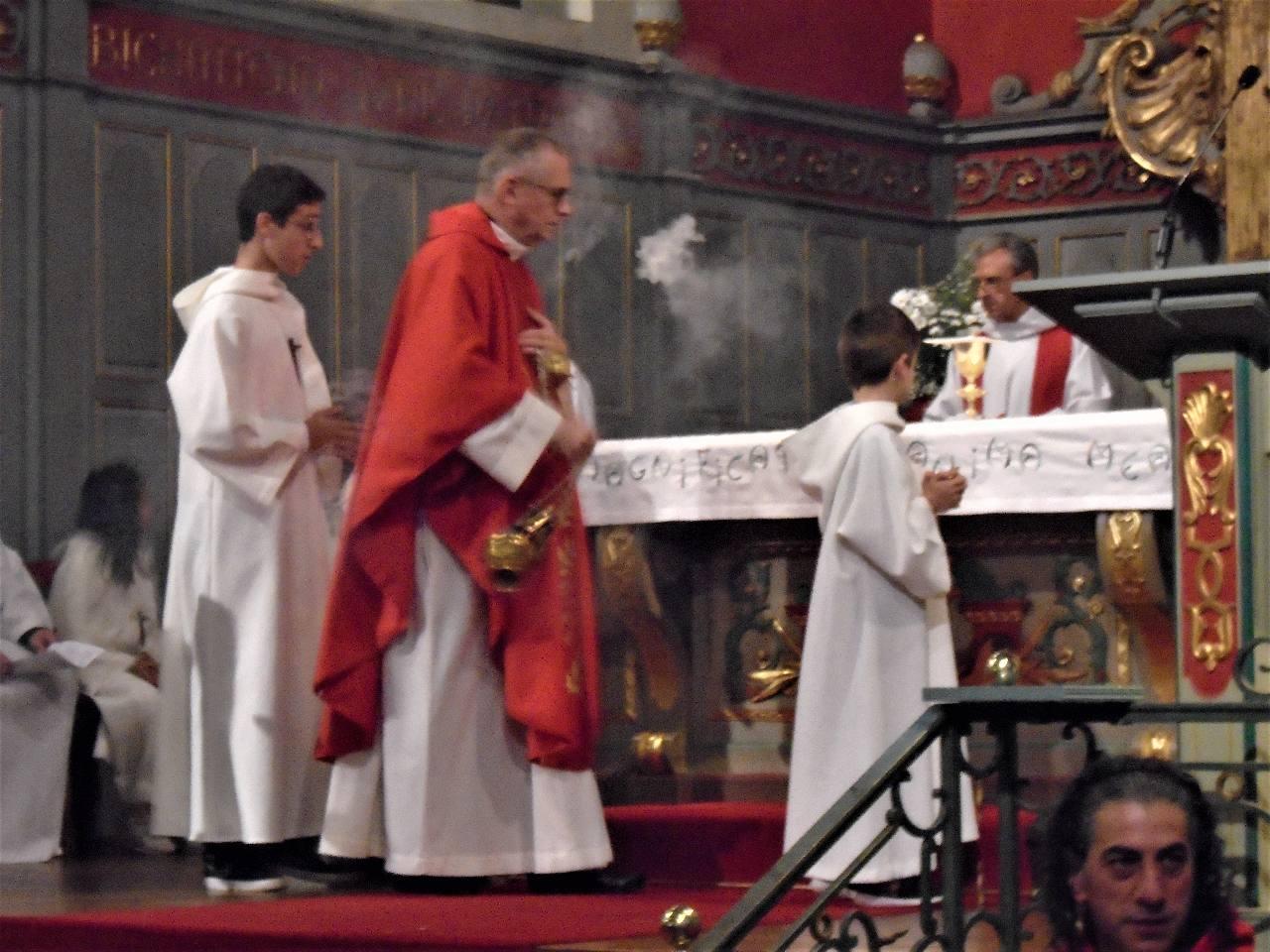 Temps de l'Eucharistie