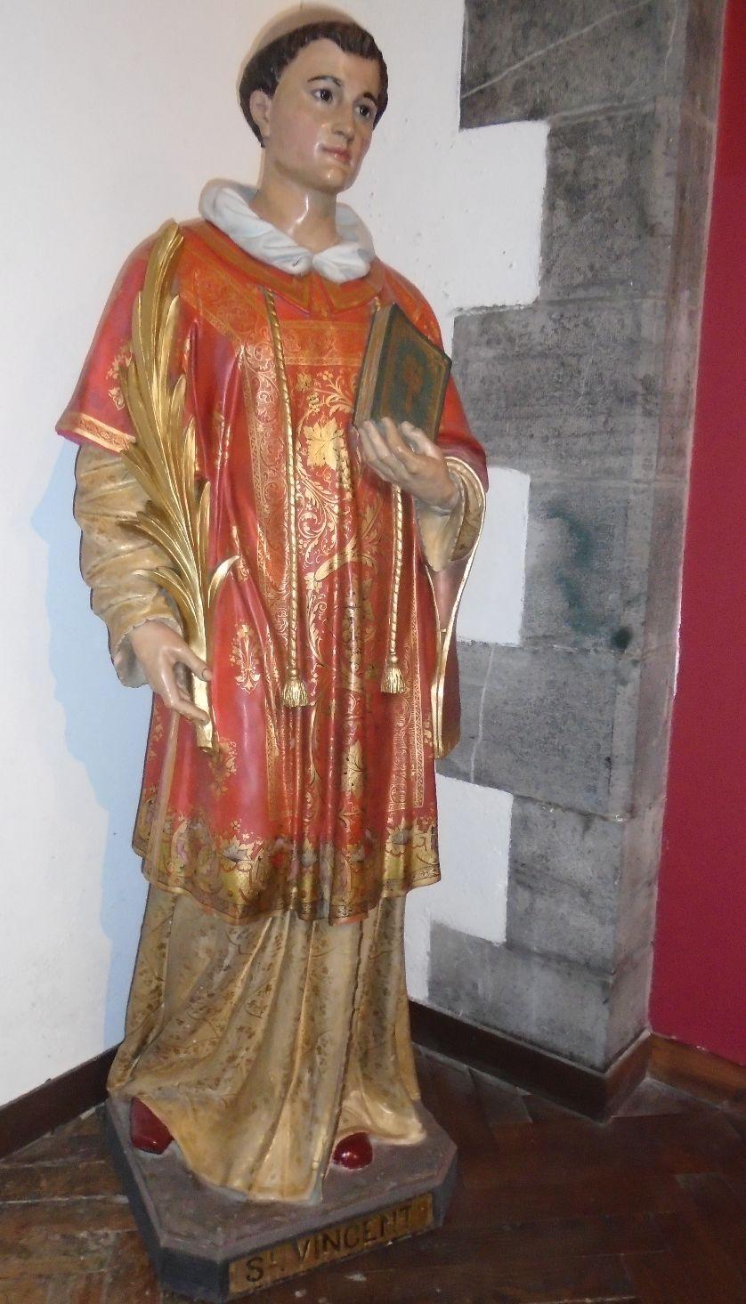 Saint Vincent Hendaye