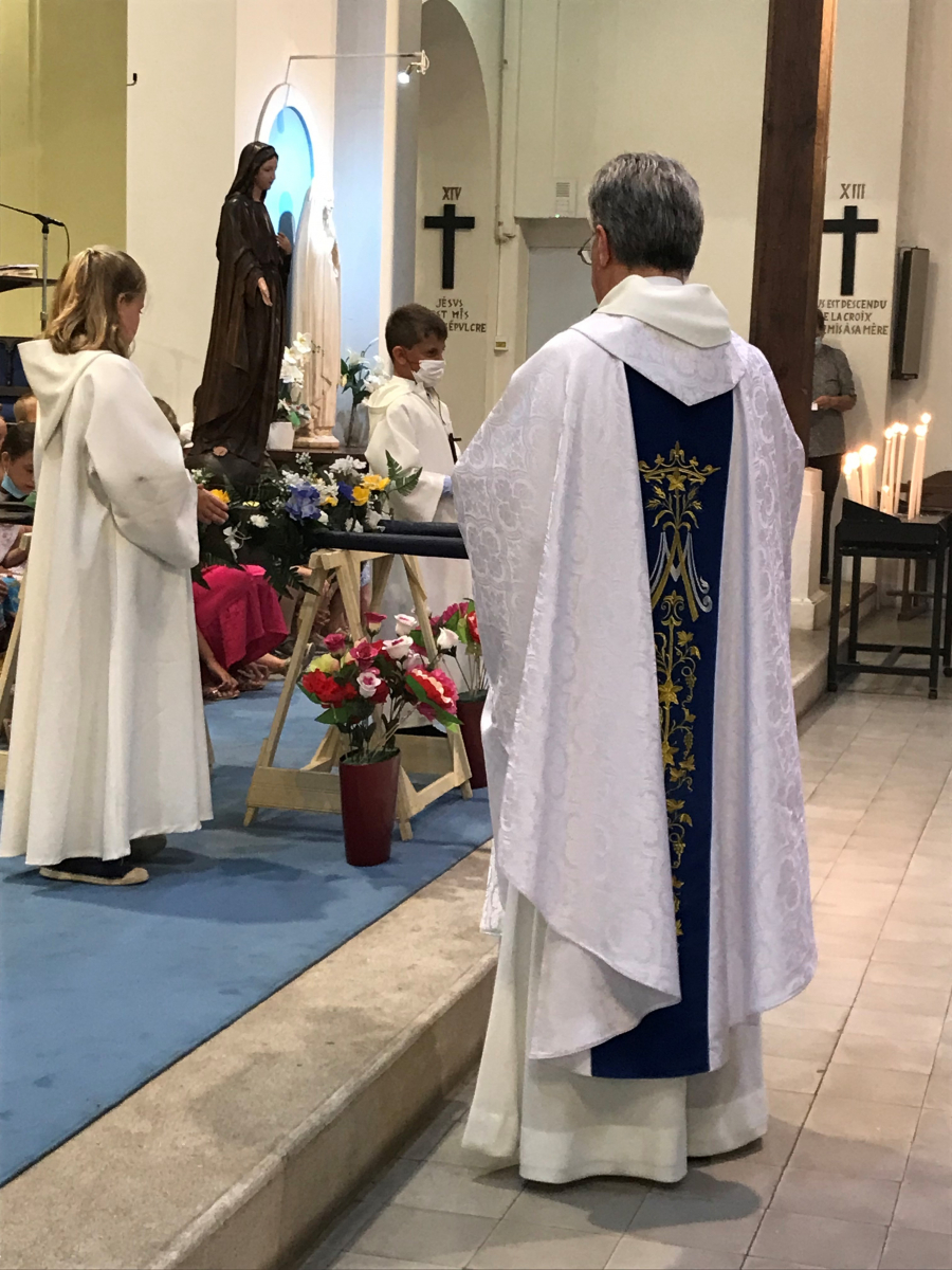 Dernier chant à Marie