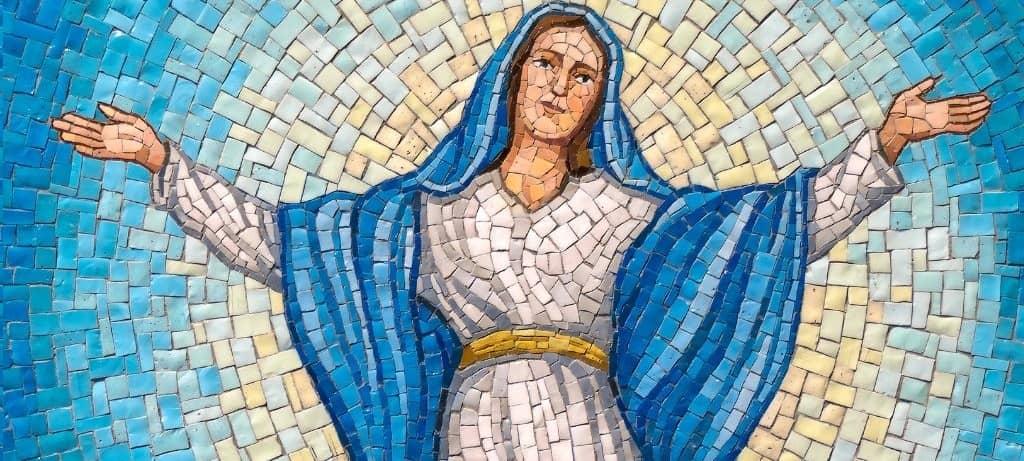 Homélie de l'Assomption de la Vierge Marie