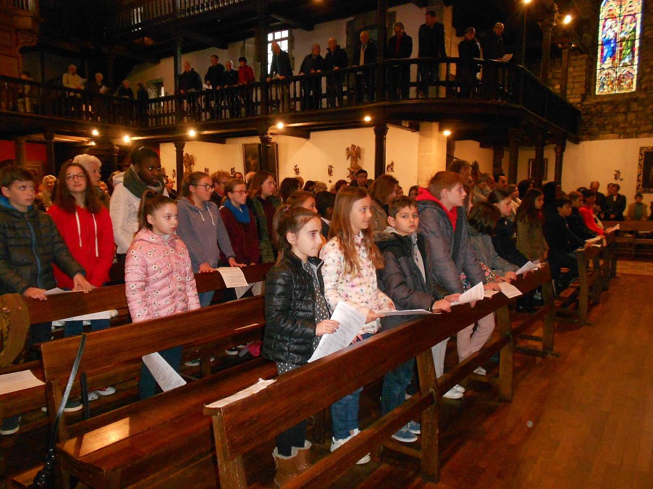 1e dimanche - Messe des Familles