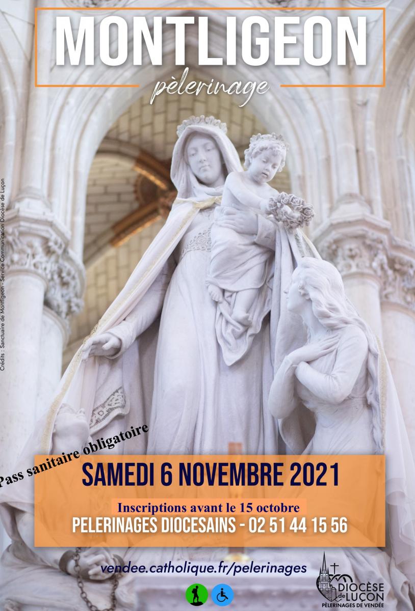 Pèlerinage au Sanctuaire Notre Dame de Montligeon