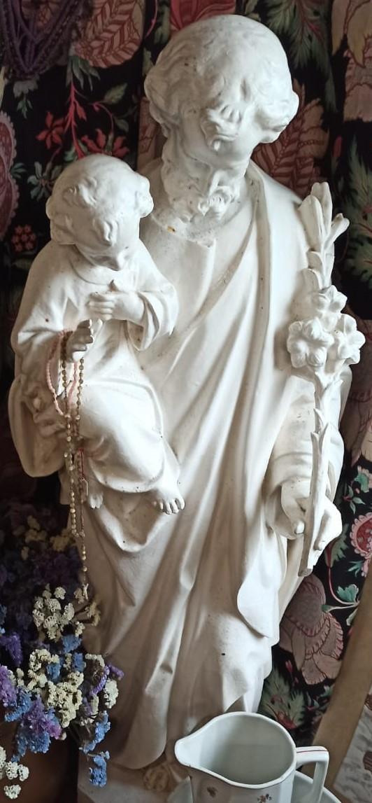 Appel aux DONS pour la statue de Saint Joseph