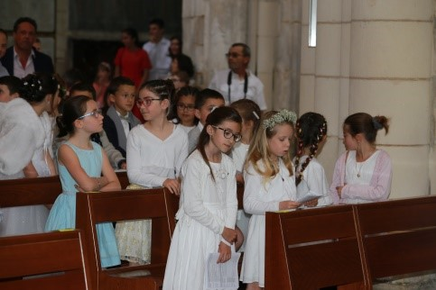 Préparation à la Communion, Dimanche 14  novembre