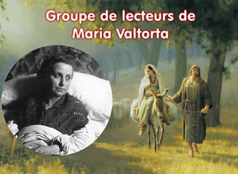 Prochaines rencontres du groupe Maria Valtorta