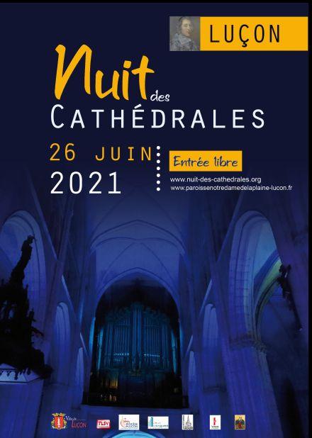 Nuit des Cathédrale 2021