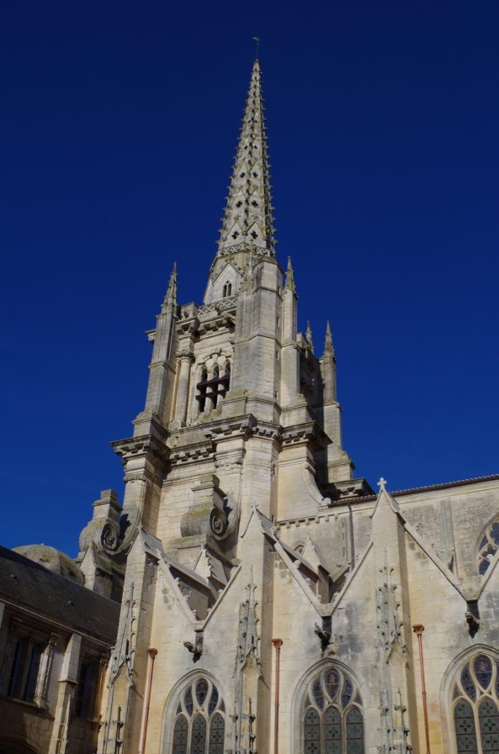 Homélie du 3 Octobre 2021 par l'abbé Jean-Yves POULAILLEAU (Dédicace de la Cathédrale)