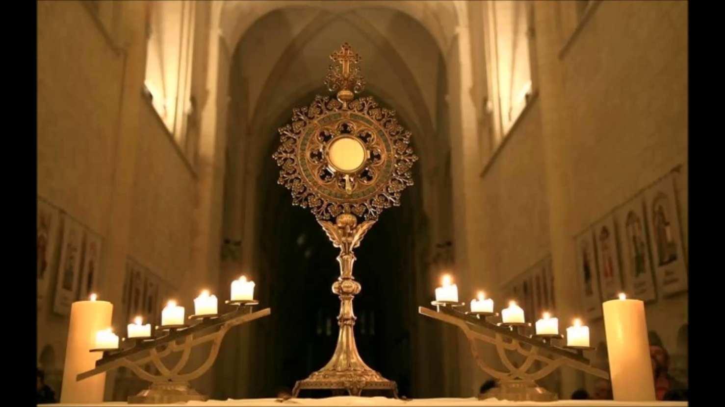 Adoration CATHÉDRALE (pensez à vous inscrire)