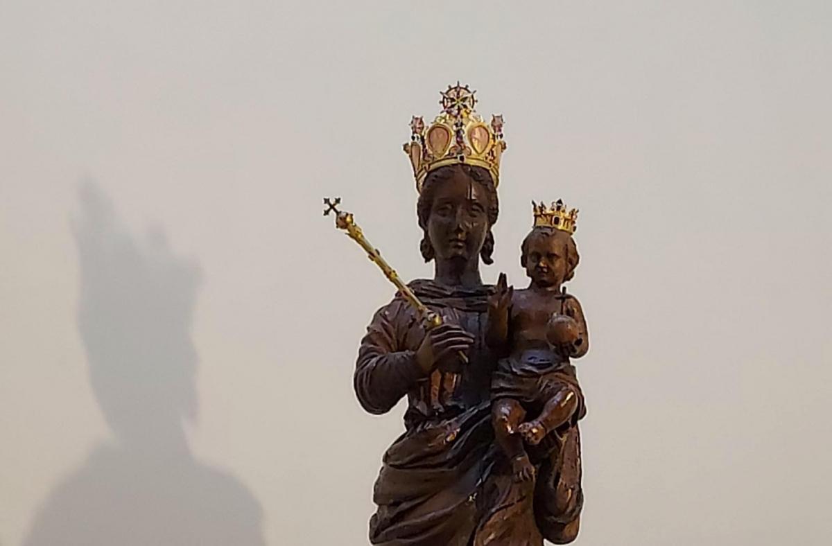 7 octobre : Prière continuelle avec Notre Dame de Bon Secours