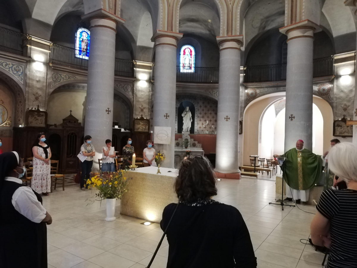 Rencontre diocésaine des animateurs des AEP et des APS de l'Enseignement Catholique