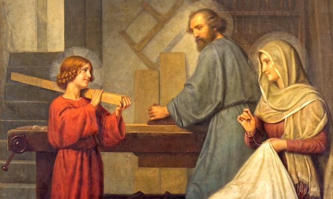 8ième jour de la Neuvaine pour préparer la fête de Saint Joseph travailleur (1er mai)