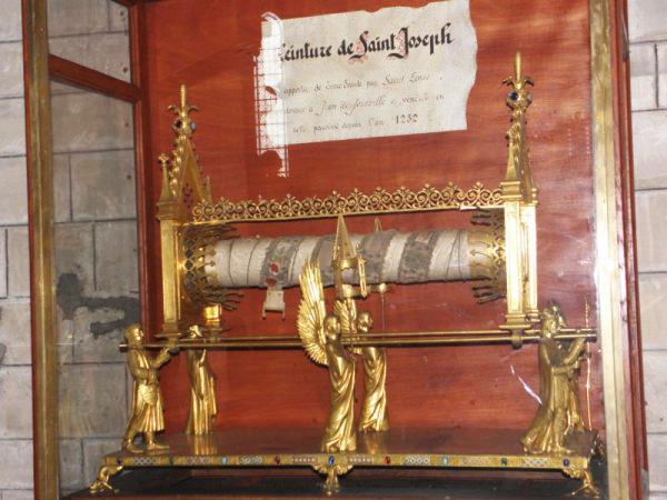 La ceinture de Saint Joseph
