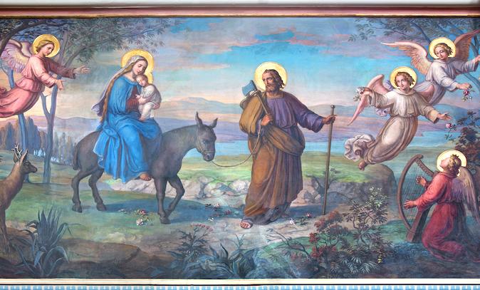 7ième jour de la Neuvaine pour préparer la fête de Saint Joseph travailleur (1er mai)