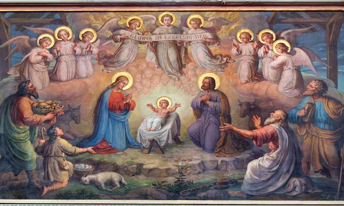 4ième jour de la Neuvaine pour préparer la fête de Saint Joseph travailleur (1er mai)