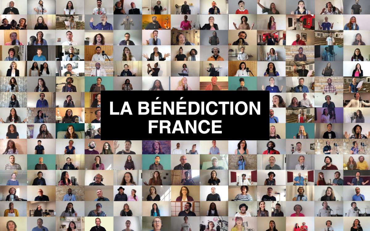 La bénédiction France