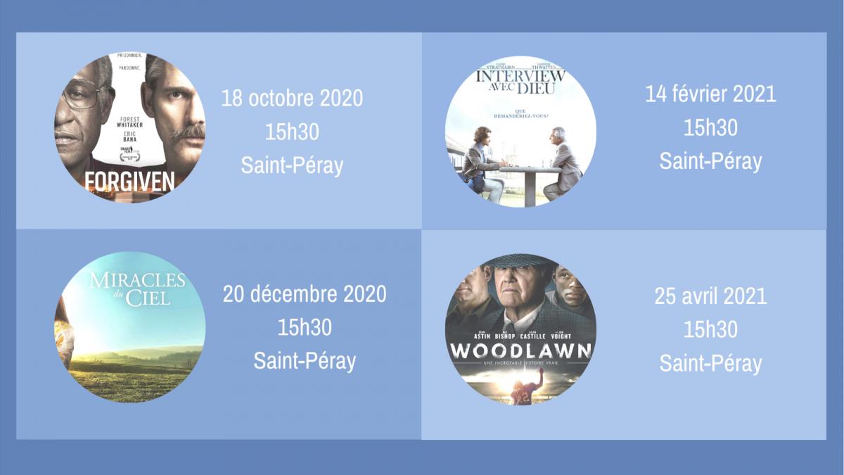 SPC Ciné : Saison 2020-2021.