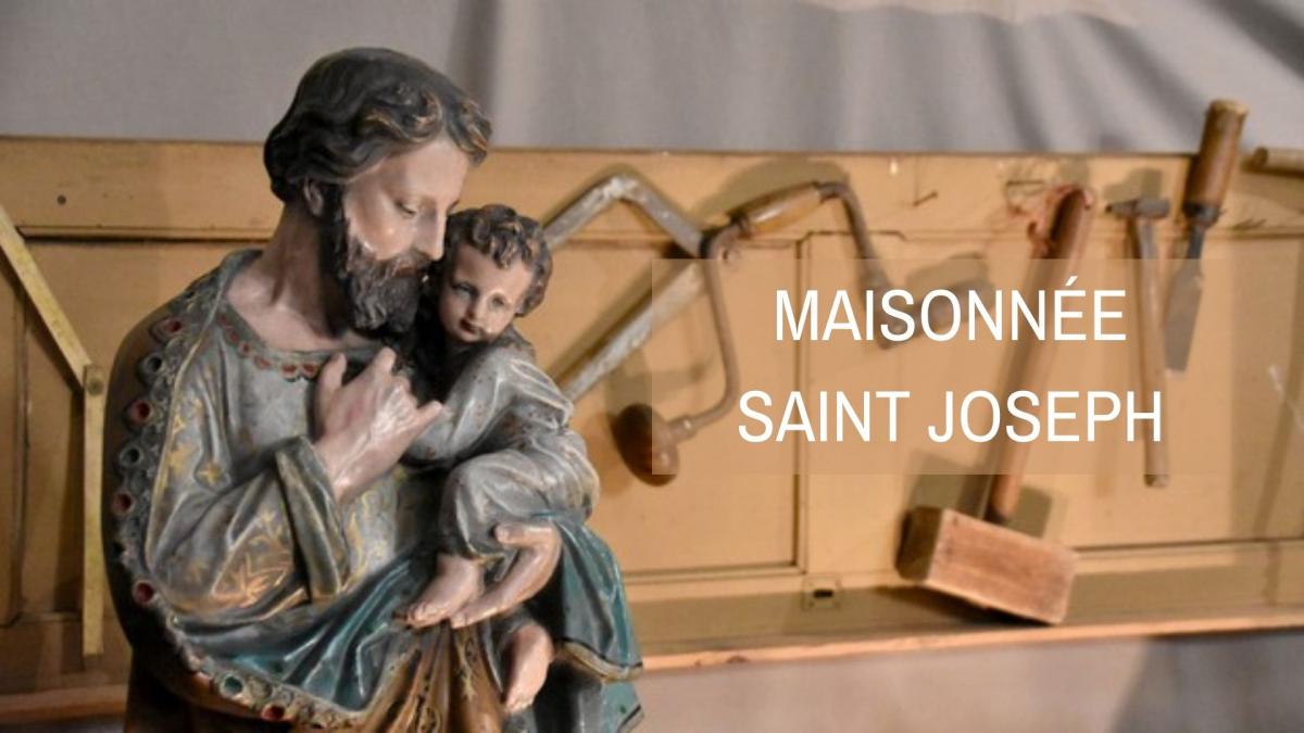 Maisonnée saint Joseph