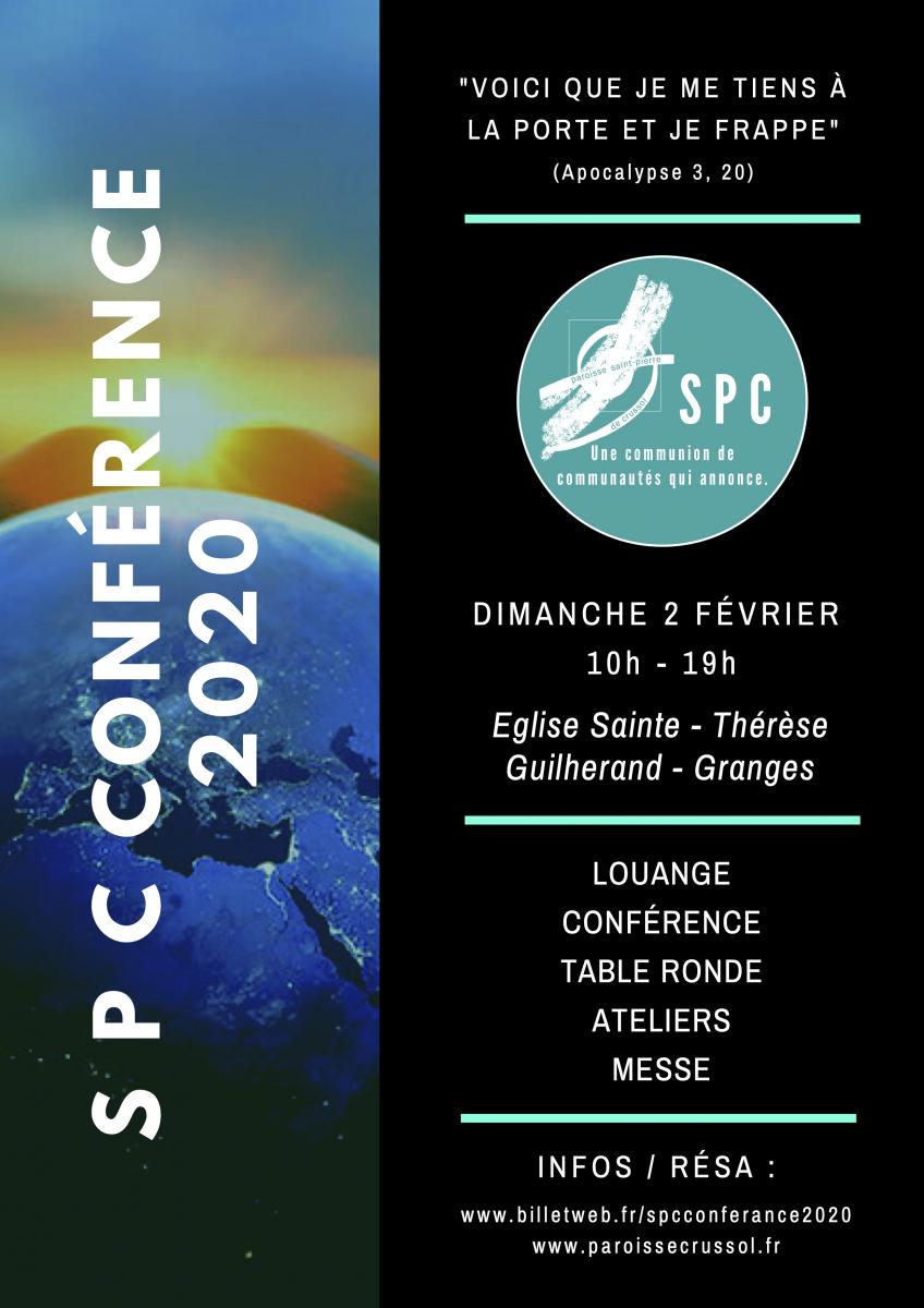 SPC Conférence 2020
