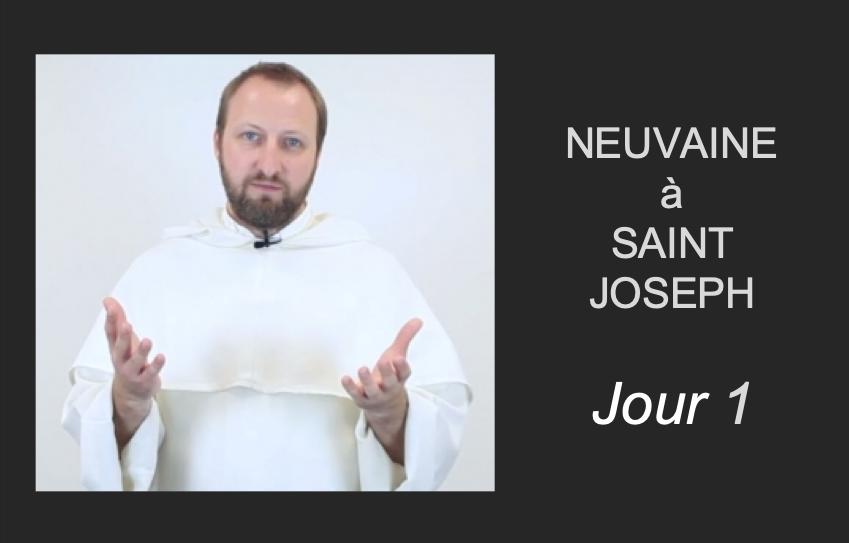 Neuvaine à Saint Joseph, JOUR 1 = Histoire de nos pères