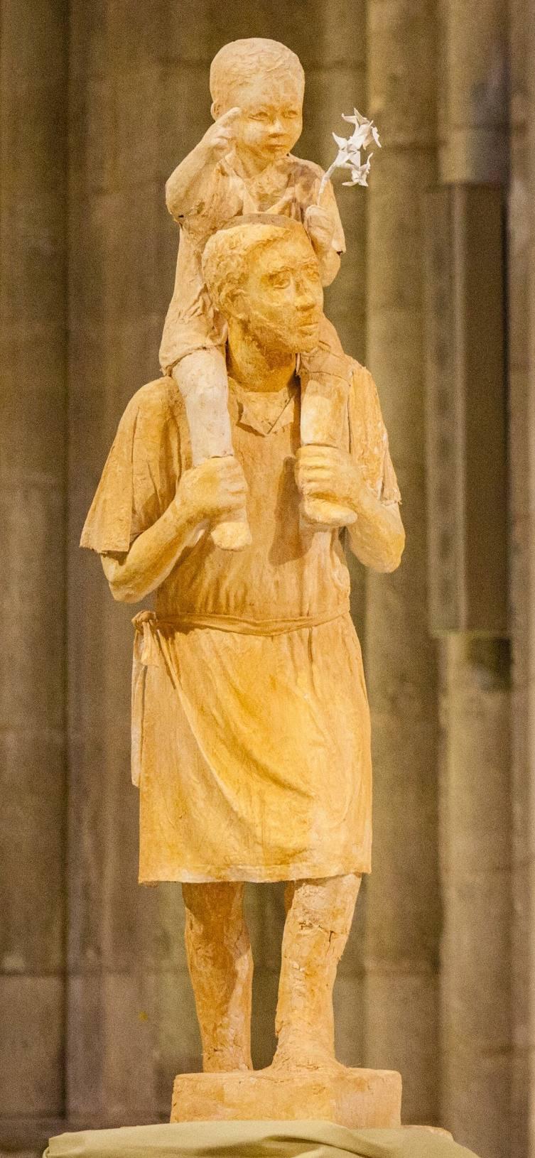 Saint Joseph de la Marche à Notre-Dame