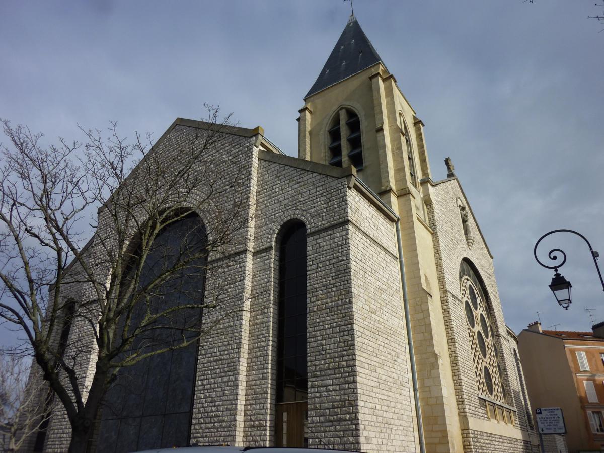Chapitre Sainte Geneviève (Nanterre - 92000)