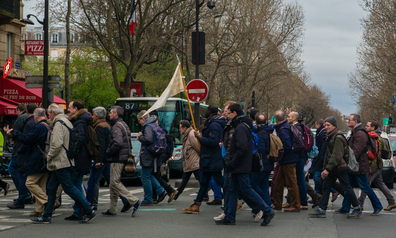 PROGRAMME de la VIII Marche de Saint-Joseph, samedi 17 mars 2018