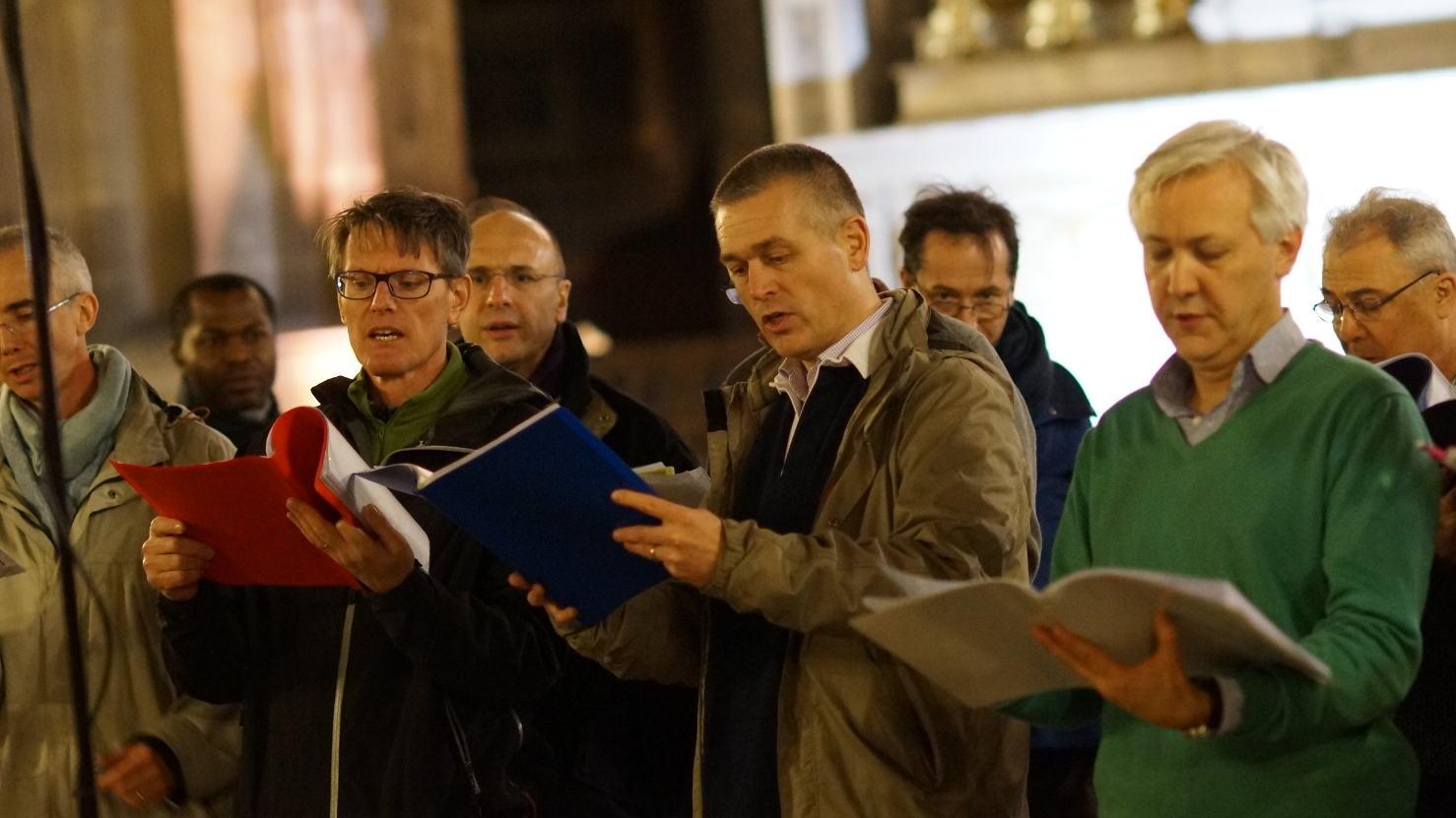 Chant 'Je te salue Joseph' - Adaptation originale !!!