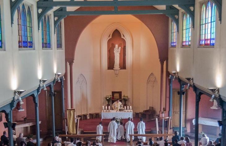 Chapitre de Notre Dame du Lys (XV°)