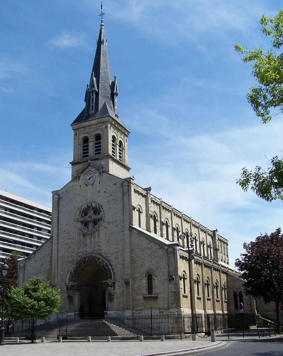 Chapitre de Notre Dame de la Gare (XIII°)