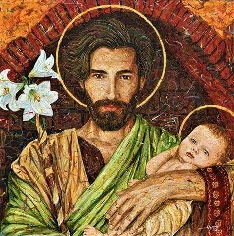 Bonne fête Saint Joseph !