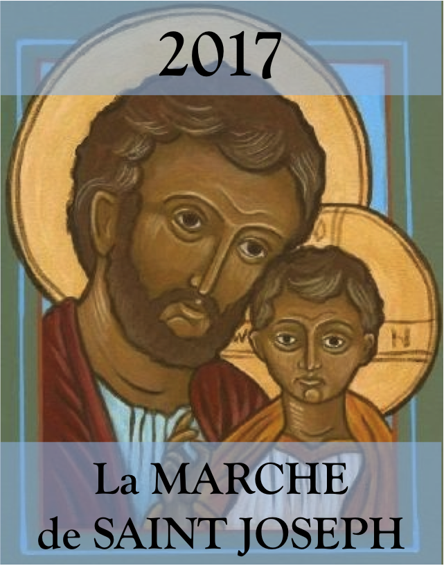 La marche de Saint Joseph du 18 mars 2017