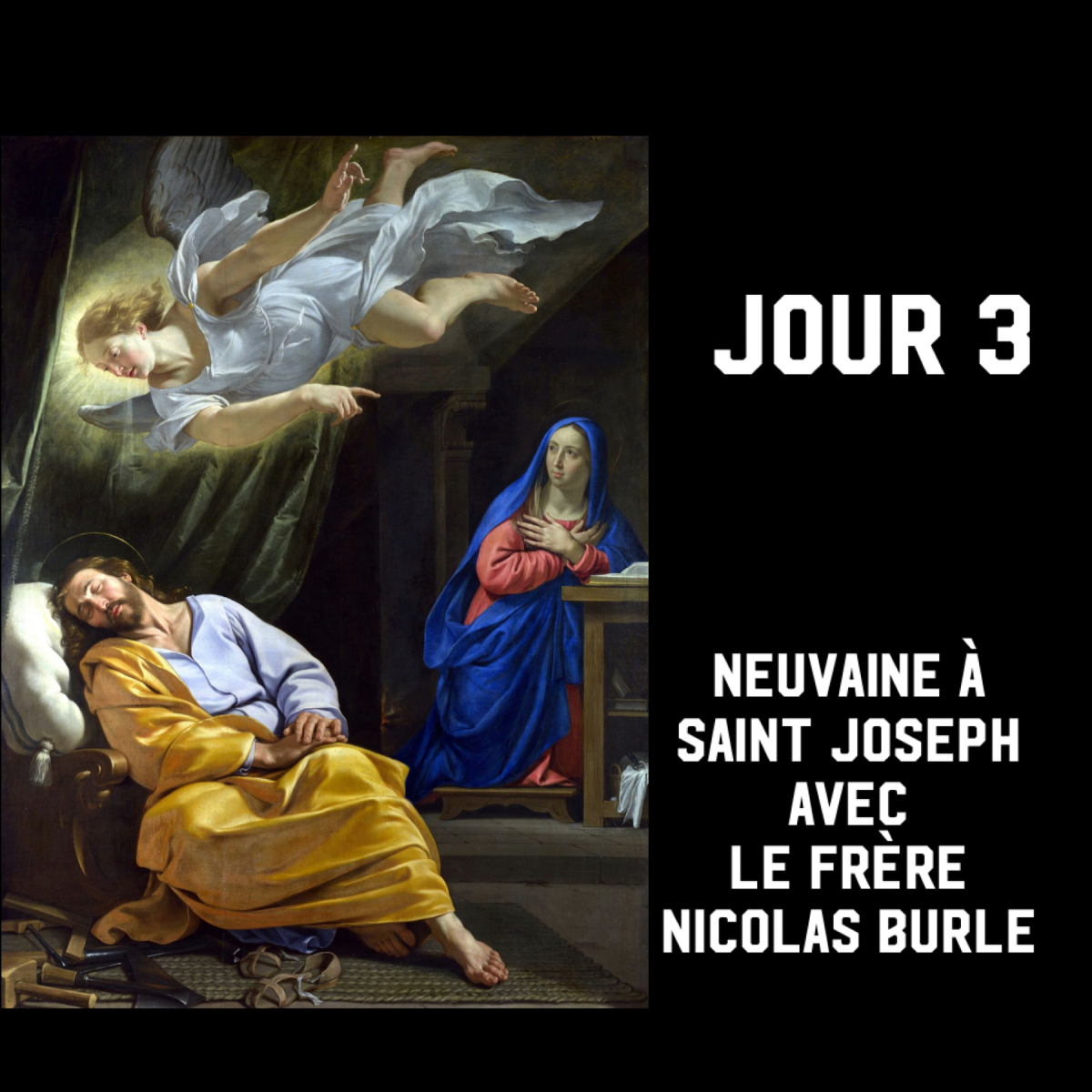 JOUR 3: ne crains pas, fils de David