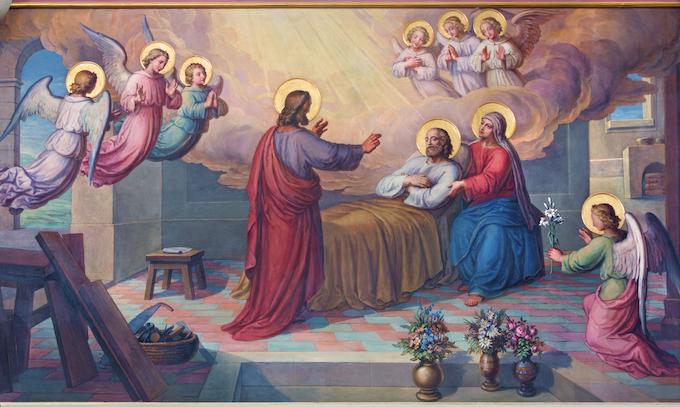 Fête de Saint Joseph travailleur (1er mai)