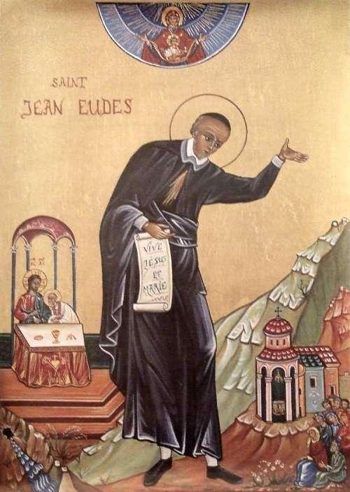 Icone de Saint Jean Eudes