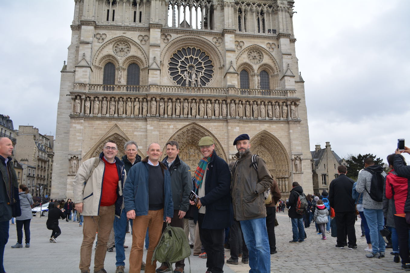 La marche 2017 de St Jean du Compiègnois