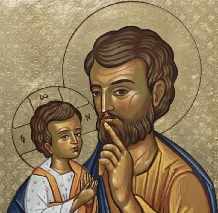 Nos intentions à Saint Joseph