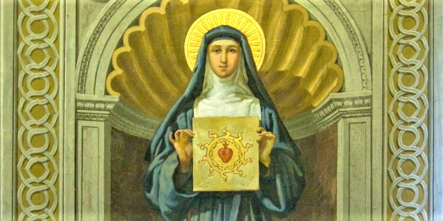 En union avec le jubilé de la Basilique de Montmartre et à la suite de Ste Marguerite Marie, consacrons-nous au Coeur Sacré de Jésus.
