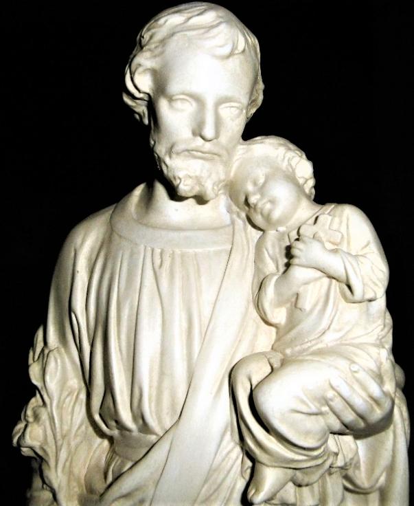 La chasteté de Saint Joseph est directement liée au mystère de l'Incarnation