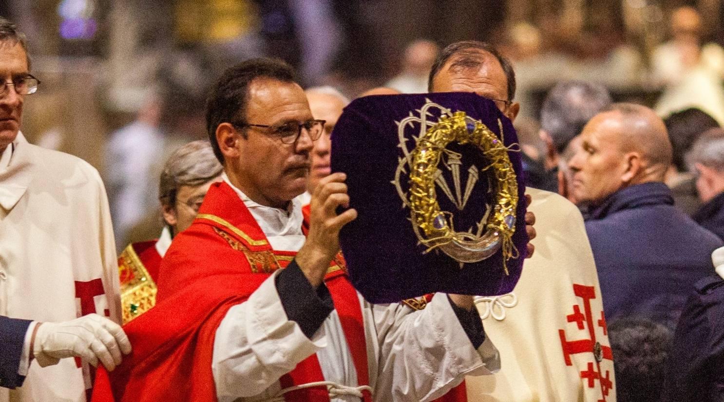 La Sainte Couronne d'épines de notre Roi