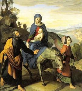 Saint Joseph, l'exemple de « l'obéissance silencieuse »