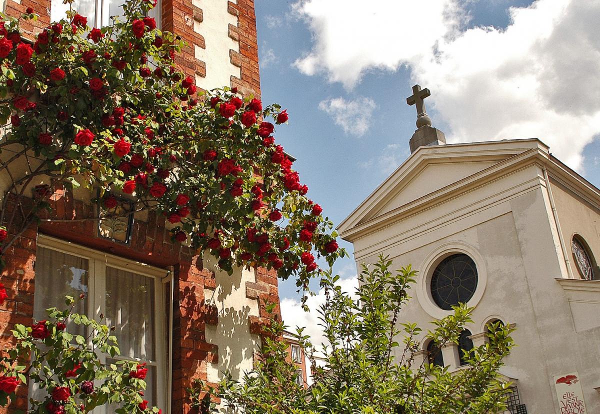 A Boulogne-Billancourt, Messe de Saint-Joseph tous les derniers mardis de chaque mois, 19h45