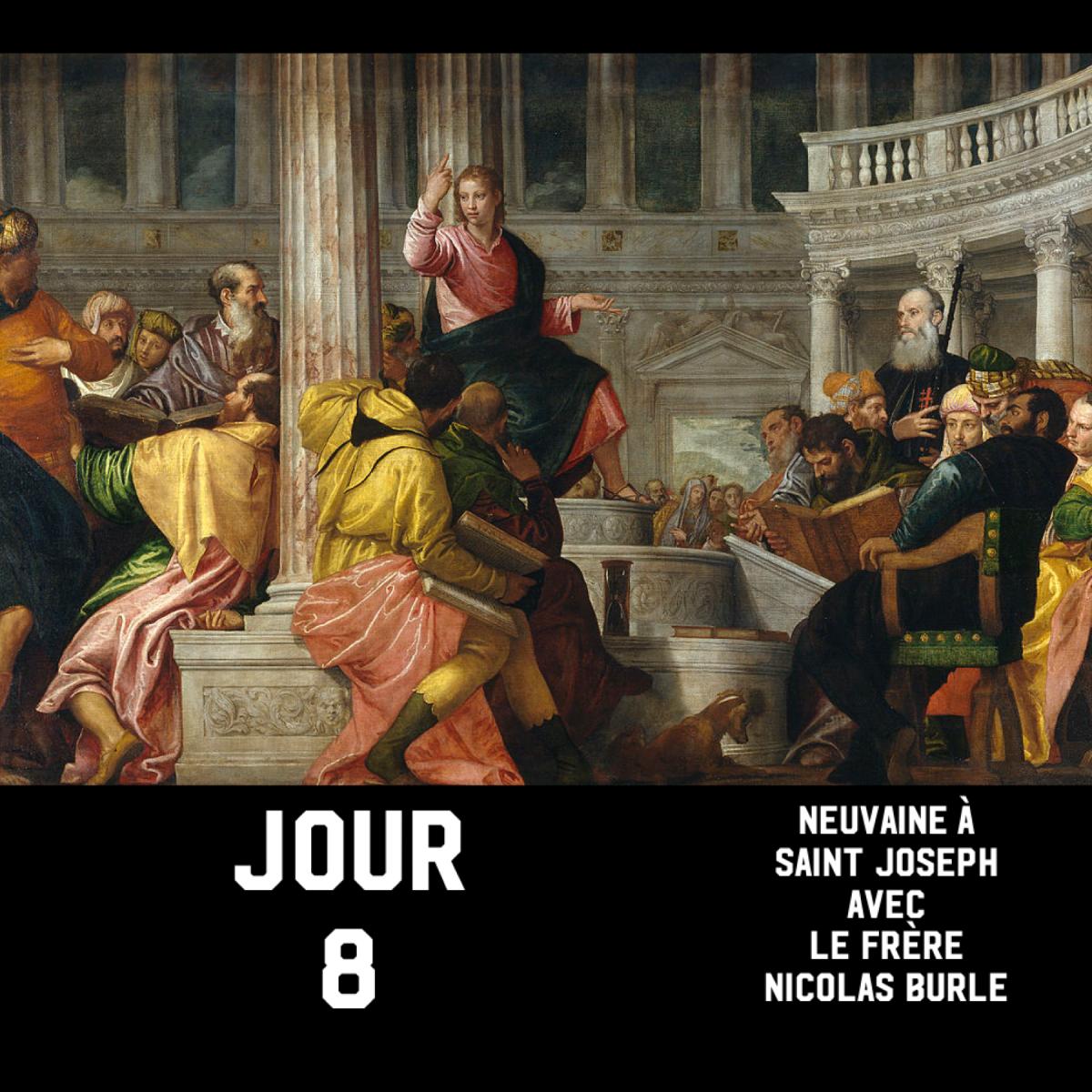 Jour 8: Jésus a disparu