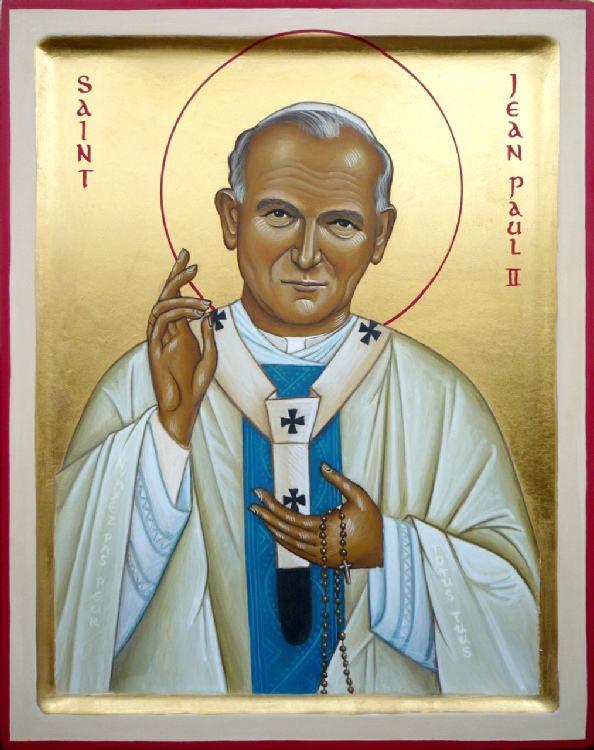 """Chapitre Saint Jean-Paul II - Chapitre Organisation ou des """"sans chapitre"""""""