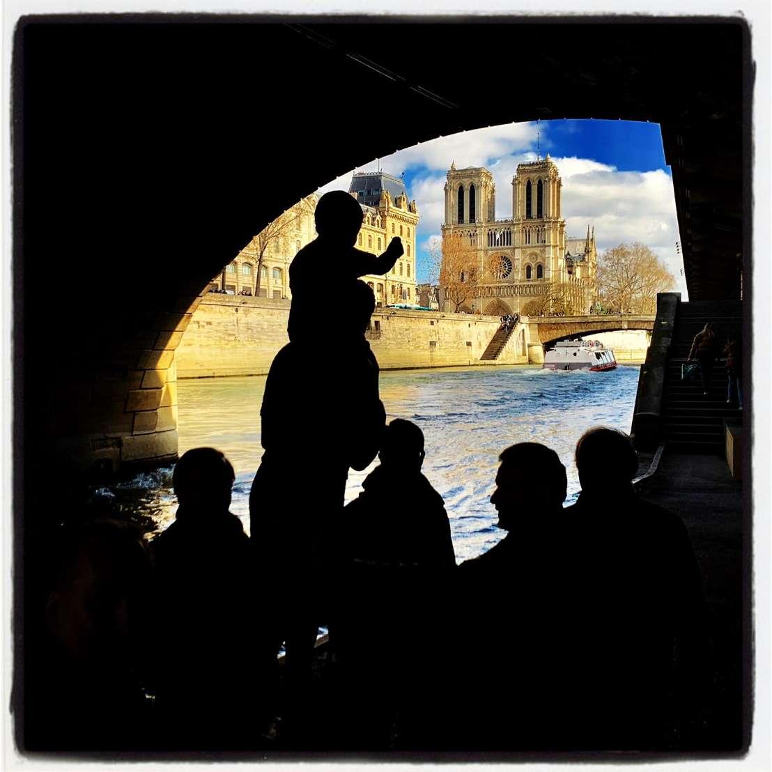 Saint Joseph et Notre Dame